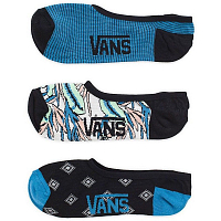 Vans WM JET BUG CANOODLES 3PK BLACK