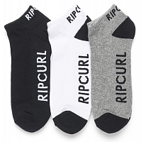 Rip Curl RIP SURFCO ANKLE SOCKS 3P MULTICO