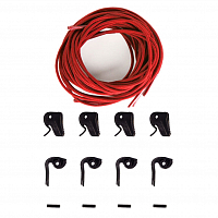 Ronix Ronix Lace Lock Kit RED