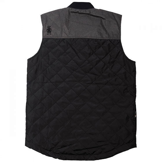 Жилет SAGA INSULATED VEST FW18 от Saga в интернет магазине www.traektoria.ru - 2 фото