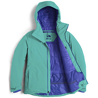 The North Face W LOSTRAIL JKT VS BL (E6F)
