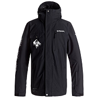 Quiksilver MISSION ART JK M SNJT BLACK