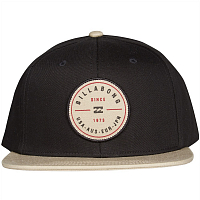 Billabong ROTOR SNAPBACK BLACK/TAN