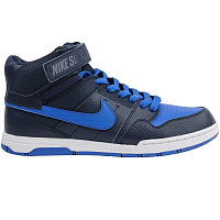 Nike MOGAN MID 2 JR B OBSIDIAN/GAME ROYAL