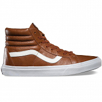 Vans SK8-HI REISSUE (Premium Leather) tortoise shell