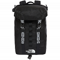 The North Face LINEAGE RUCK TNF BLACK/TNF (KY4)