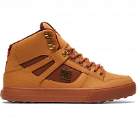 DC SPARTAN HI WNT M SHOE WHEAT/BLACK/DK CHOCOLATE
