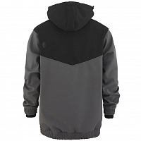 Majesty ANORAK SOFTSHELL Black/Graphite