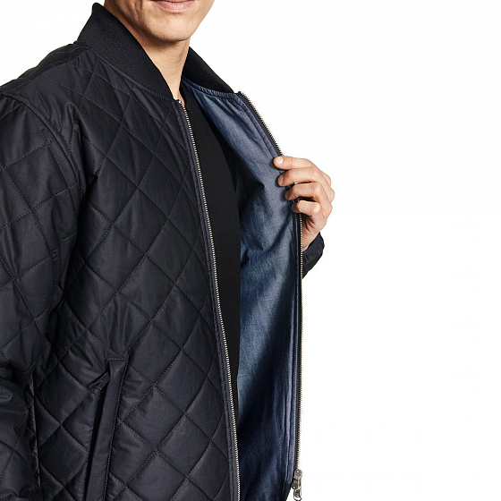 Куртка городская MAKIA QUILTED JACKET FW19 от Makia в интернет магазине www.traektoria.ru - 3 фото