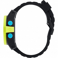 Nixon Unit 40 Chartreuse/Blue/Black