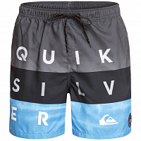 Quiksilver WORDBLOCKVL17 M JAMV IRON GATE