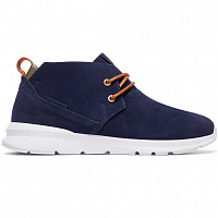 DC ASHLAR M SHOE NAVY/CAMEL