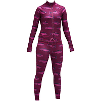 Airblaster WMS HOODLESS NINJA SUIT Berry Fish