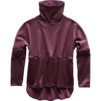The North Face W COZY SLACKER PONCH FIG HEATH (4AX)
