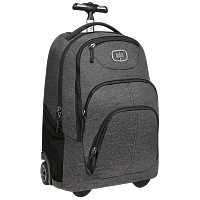 OGIO PHANTOM WHEELED PACK DARK STATIC