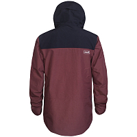 Planks Tracker Insulated Jacket MAROON