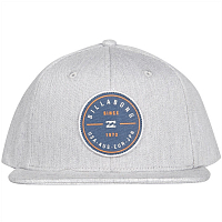 Billabong ROTOR SNAPBACK GREY HEATHER