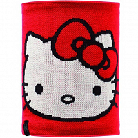 Buff KNITTED&POLAR FLEECE HK Scarletkitty/Grey Vigore