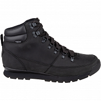 The North Face M B-TO-B REDX LTHR TNF BLACK/T (KX8)
