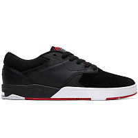 DC TIAGO S M SHOE BLACK/ATHLETIC RED/BLACK