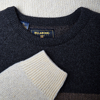 Billabong MONTARA SWEATER TOBACCO