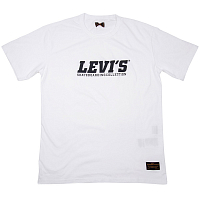 LEVIS SKATE GRAPHIC SS TEE LSC LOGO BANNER B