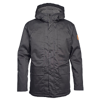 Makia FIELD JACKET BLACK