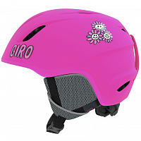 Giro LAUNCH MATTE BRIGHT PINK DAIZEE