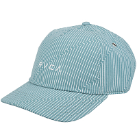 RVCA INDENT SILVER/GREEN