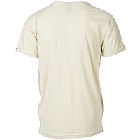 Rip Curl SEARCH BADGE TEE Light Gray