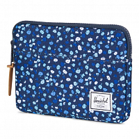 Herschel ANCHOR SLEEVE FOR IPAD AIR Peacoat Mini Floral
