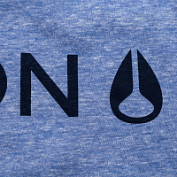 Nixon BASIS II S/S TEE Royal Heather