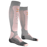 X-Socks XS SKI COMFORT SUPERSOFT LADY PEARL GREY/PINK