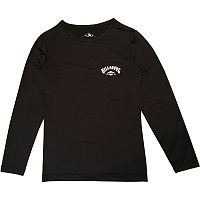 Billabong WARM UP TECH TEE BLACK
