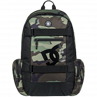 DC THE BREED M BKPK CAMO