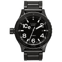Nixon Ceramic 42-20 ALL BLACK