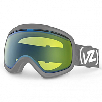 VonZipper Lens SKYLAB Lens Yellow Chrome