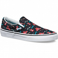 Vans Classic Slip-On (Dabs Myla) multi/black