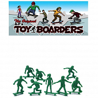 Toy Boarders SKATE 2 GREEN