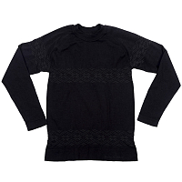 BodyDry ROYAL SPORT LONG SLEEVE SHIRT BLACK