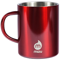 Mizu CAMP CUP Mizu Life Red Steel LE