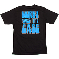 Shake Junt MURDY WAS THE CASE TEE blk