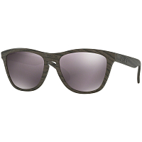 Oakley Frogskins WOODGRAIN/PRIZM DAILY POLARIZED