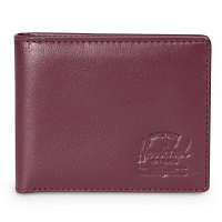 Herschel HANK + COIN LEATHER Windsor Wine Leather