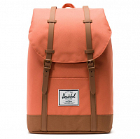 Herschel RETREAT Apricot Brandy/Saddle Brown