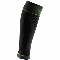 BAUERFEIND SPORTS COMPRESSION SLEEVES LOWER LEG BLACK