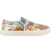 NATIVE MILES DENIM PRINT WHTW/BNWHT/OLA