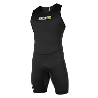 Mystic MVMNT SHORT JOHN NEOPRENE 1.5MM BLACK