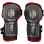 UFO MULTISPORT ELBOW GUARDS BLACK/RED
