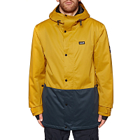 Planks Feel Good Insulated Jacket MUSTARD